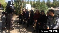 مهاجران بازگشتکنندگان به افغانستان