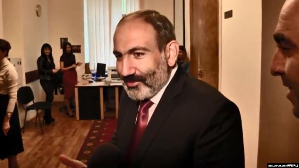 Пашинян не исключает, что через неделю вновь будет выдвинут кандидатом в премьер-министры