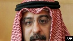 Kuwaiti Foreign Minister Mohammed al-Sabah