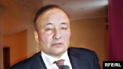 Сұраған Рахметұлы - Моңғолияның Баян-Өлгий аймағының Ақпарат орталығының жетекшісі. Алматы, қазан, 2008 ж.