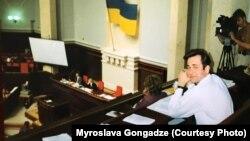 Засновник видання «Українська правда» Георгій Гонгадзе зник 16 вересня 2000 року