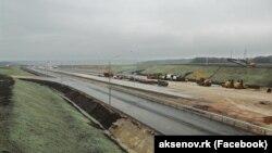 Відкрили першу ділянку траси «Таврида», 29 грудня 2018 року