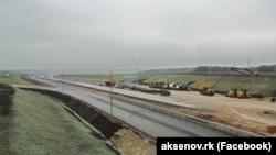 Строительство трассы «Таврида»