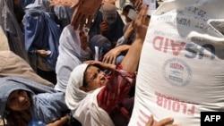 امریکا حدود ۴۰ ملیون دالر با بازگشت کنندههای افغان کمک میکند