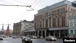 Մոսկվայի փողոցներից մեկը, արխիվ