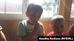 Eldar Fətəliyevin oğulları.