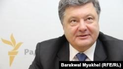 Петр Порошенко, Roshen компаниясының жетекшісі. Киев, 14 қаңтар 2013 жыл