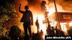 Беспорядки в Миннеаполисе, 29 мая 2020 года