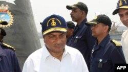 Министерот за одбрана на A.K. Антони