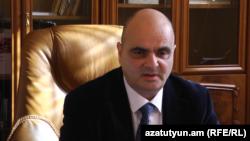 Адвокат Левон Багдасарян