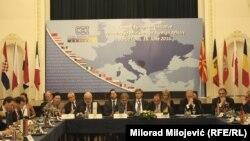 Ministarski sastanak u Banjaluci, 16. juni 2016.