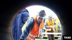 После закладки газопровода строители получили от стран Балтии 129 заявлений, касающихся безопасности проекта