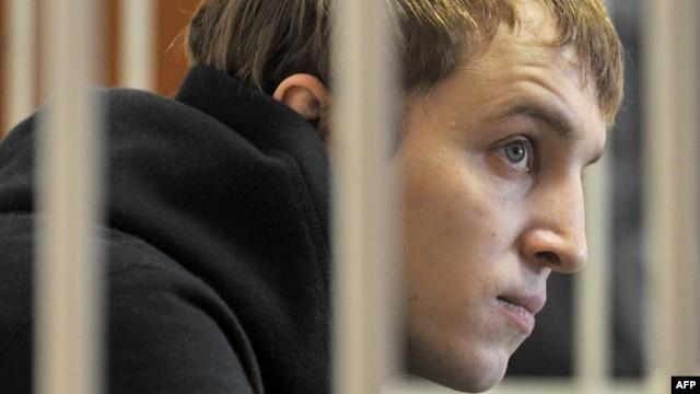 Belarusian opposition leader Zmitser Dashkevich