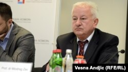 Miodrag Zec, profesor ekonomije
