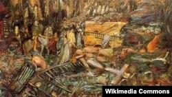 Анры дэ Гро, «Вялікі пераварот» (1893).