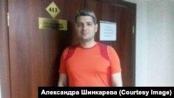 Сергей Беспалов, фото из суда
