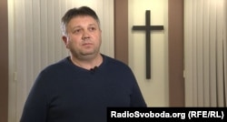 Пастор церкви «Добра новина» Петро Дудник
