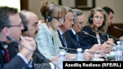 Azerbaijan - İnternational meeting on deffomation