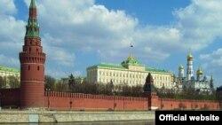 Pogled na Kremlj, Moskva