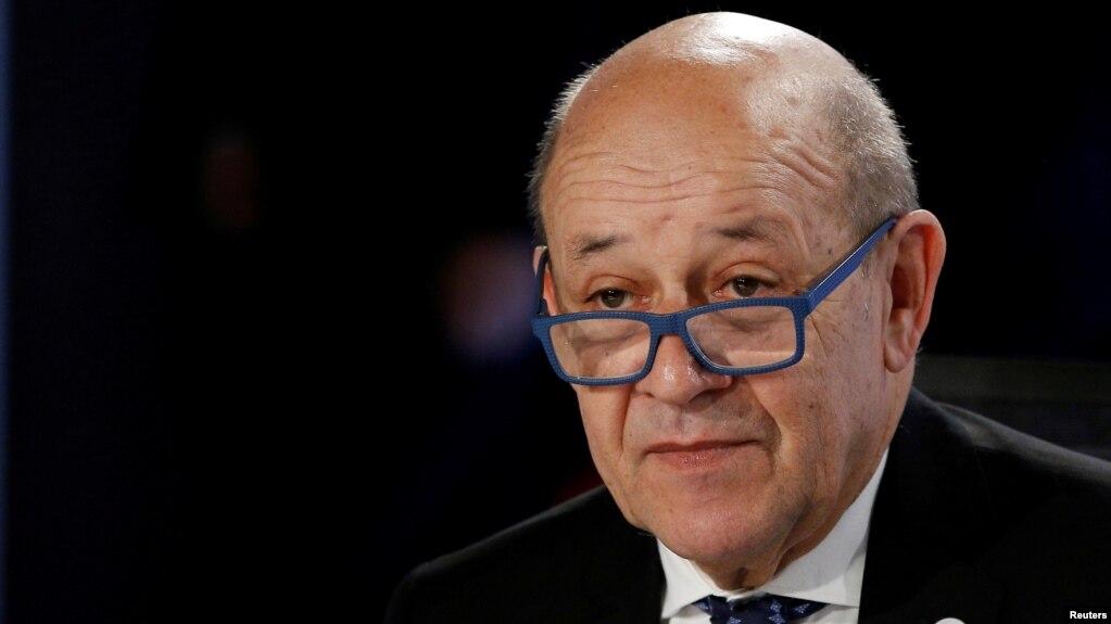 وزیر خارجه فرانسه گفته شواهدی ندارد که نشان بدهد حمله به تاسیسات نفتی عربستان از کجا انجام شده است.