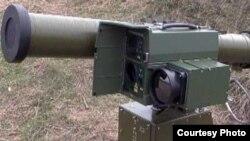 Переносной противотанковый ракетный комплекс «СКИФ»