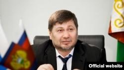 Заместитель министра РФ по делам Северного Кавказа Одес Байсултанов