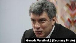 Ресей оппозициялық саясаткері Борис Немцов.
