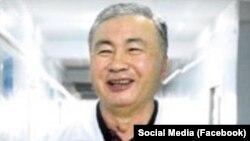 Эрнис Алыбаев, профессор-хирург.