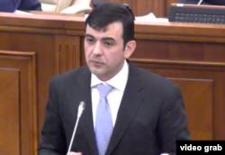 Premierul Chiril Gaburici