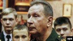 Глава Росгвардии Виктор Золотов.