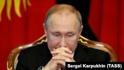 Орусиянын президенти Владимир Путин.