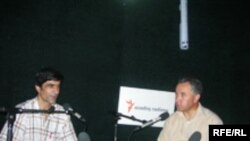 Sahib Məmmədov və Rafiq Ramazanovla söhbət, 1 sentyabr 2006