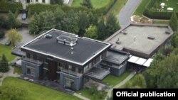 Дом, который считается собственностью Дмитрия Пескова