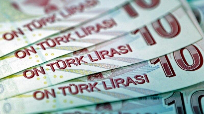 Թուրքական լիրայի փոխարժեքը կտրուկ անկում է արձանագրել