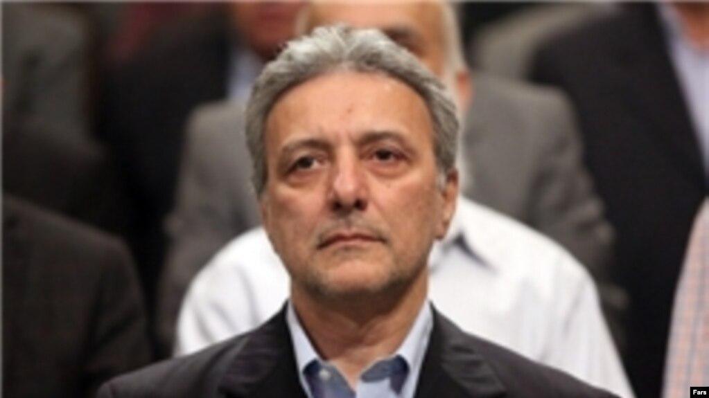 محمود نیلی احمدآبادی، رئیس برکنار شده دانشگاه تهران