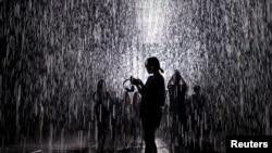 Yağış arxiv fotosu