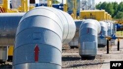 Rezervoarele subterane de gaze naturale de lângă satul Bilche, regiunea ucraineană Lvov, cele mai mari din Europa