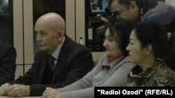 Абдусаттор Нуралиев, автор книги «Казахи Таджикистана». Душанбе, 30 января 2017 года.