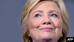 U.S. Democratic presidential nominee Hillary Clinton is shown to have different public and private views on trade and immigration in the latest leaked documents from Wikileaks.