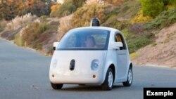 Google avtomobili