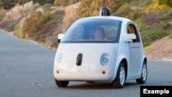 Google-un avtonom maşını