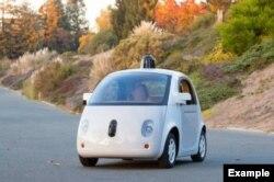 Google car, автомобиль без водителя. Совсем скоро по дорогам будут ездить миллионы подобных машин