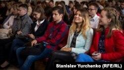 Открытие Таврического национального университета им. В. Вернадского в Киеве, сентябрь 2016 года
