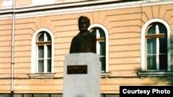 Statuia lui Hermann Oberth, Sibiu