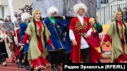 День единства народов Дагестана, архивное фото