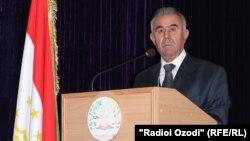 Ғайбулло Афзалов, раиси вилояти Хатлон.