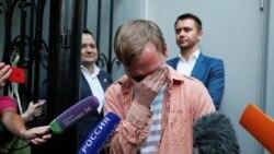 Ruski novinar pušten nakon što je policija povukla optužbe