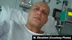 """Maziar Ebrahimi told the BBC that he had agreed to """"confess"""" to crimes dictated to him by Intelligence Ministry interrogators after being tortured for 40 days."""