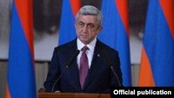Հայաստանի նախագահ Սերժ Սարգսյան, արխիվ