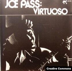 Джо Пасс обложка диска